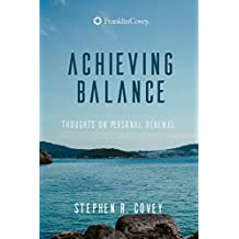 Achieving Balance (English Edition)
