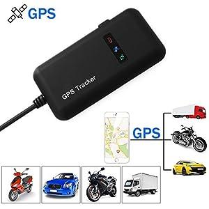 gps tracker: XCSOURCE Vehículo Rastreador Localizador en Tiempo Real Seguimiento de GPS / gsm...