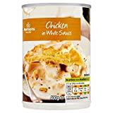 Morrisons Chicken in White Sauce, 400g