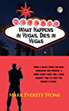 What Happens in Vegas, Dies in Vegas (FROM THE FILES OF THE BSI Book 2)