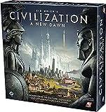 Asmodee FFGD0160 Civilization Zeitalter, Brettspiel