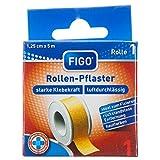 Figo Rollenpflasterschmal, 2er Pack (2 x 1 Stück)