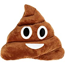 Poop Emoji Smiley Emoticon Cushion Pillow Stuffed Plush Toy Doll Poop Emoji Face Bed Pillow Home