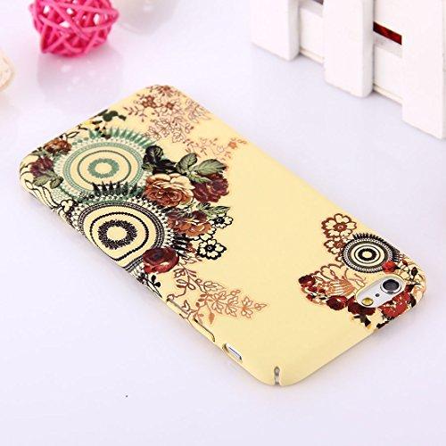 Phone case & Hülle Für iPhone 6 / 6s, National Style Blumenmuster PC Schutzhülle ( SKU : IP6G1058B ) IP6G1058L