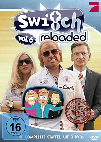 Switch Reloaded, Vol. 6 [3 DVDs] Switch-dvd