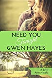 Need You Tonight (Silver Pines Book 2) (English Edition)