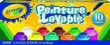 CRAYOLA- Kit de Peinture, 54-1205.0030, Multicolore