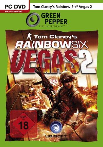 Tom Clancy's Rainbow Six Vegas 2 [Green Pepper] Pepper Las Vegas