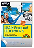 MAGIX Fotos auf CD & DVD 6.5: das offizielle Buch (Digital fotografieren) - Joe Betz