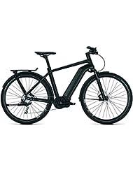 Kalkhoff E-Bike Integrale Advance i10 17 Ah Herren schwarz 2018