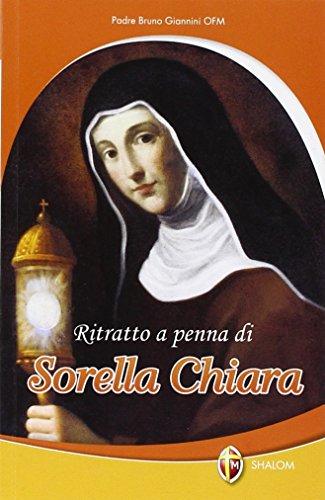 Ritratto a penna di sorella Chiara