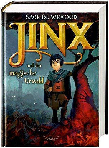Jinx und der magische Urwald by Sage Blackwood (2014-01-20)