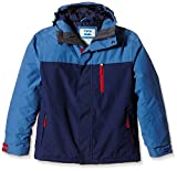 Billabong Jungen Jacke Legend Boys Plain, Cobalt, 12, U6JB01BIF5 900 BI