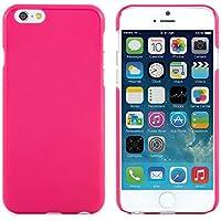 "PROPORTA iPhone 6 / 6S (4.7"" Zoll) Hülle, Kratzsichere Hochglanz Hartschale / Schutzhülle / Backshell aus Hartplastik, Pink"