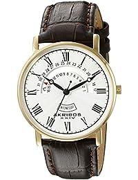 Akribos XXIV Reloj de cuarzo Man AK898YG 40 mm
