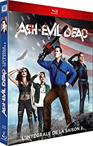 Ash vs Evil Dead - L'intégrale de la saison 2 [Blu-ray]