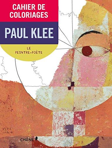 Cahier de coloriage Paul Klee petit format