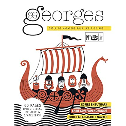 Magazine Georges N°39 - Vikings
