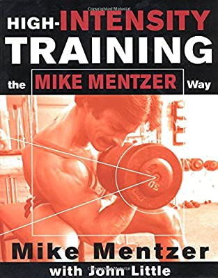 High-Intensity Training the Mike Mentzer Way by McGraw-Hill Contemporary