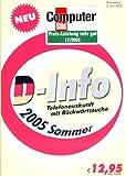 D-Info vor und zur�ck 2005 Sommer Bild