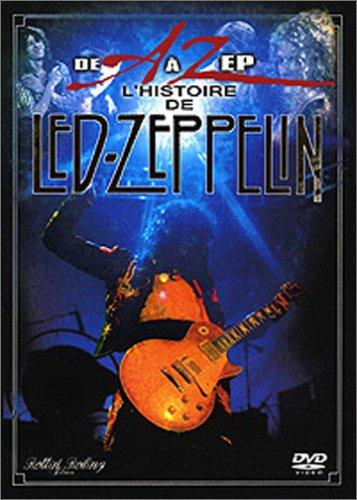 L'Histoire de Led Zeppelin : de A à Zep