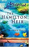 The Hamilton Heir (Love Inspired Large Print)
