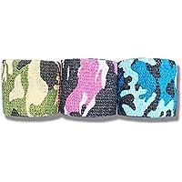 LisaCare Camo-Mix   elastischer Sportverband/Bandage   3er Set   5cm x 4,5m preisvergleich bei billige-tabletten.eu