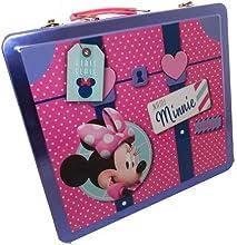 Llenara Caso Estaño Arte de Disney Minnie Mouse Chica