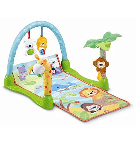 Baby Bucket mix and match play gym