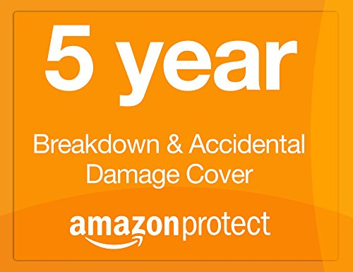 Amazon Protect 5 Years Breakdown & Accidental Damage Cover for Televisions from £300 to £349.99
