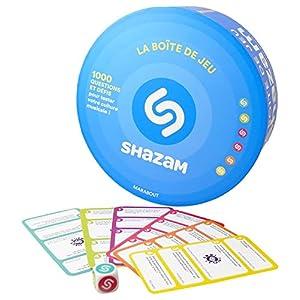 Boite de jeu Shazam : quiz musical avec blind test