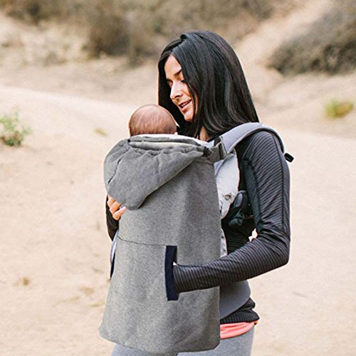 Bambino caldo copertura antivento mantello coperta Baby Carrier Funtional copertura invernale