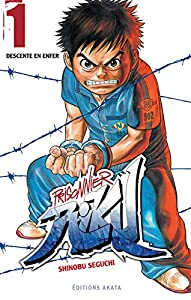 Prisonnier Riku Edition simple Tome 1