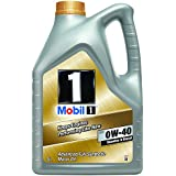 Mobil 1 153678 motorenöl FS 0 W40 Synthetic, or, 5 l