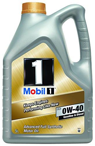 Mobil 1FS 0W-40Olio per motore, da 5