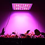 45W LED Plant Grow Light, LENDOO 225 LEDs Plant Lamp Ultra-thin Red Blue Panel Plant Hydroponic Growing Light Hanging Application Bulb Board for Indoor Garden Greenhouse Plants Flowers Botanical