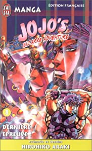 Battle Tendency - Jojo's Bizarre Adventure Saison 2 Edition simple Tome 3