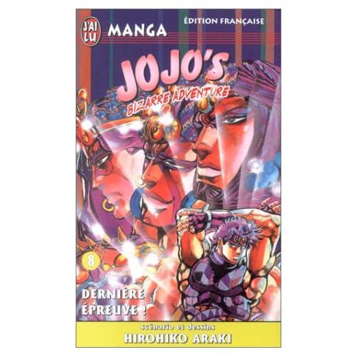 Jojo's bizarre adventure, tome 8