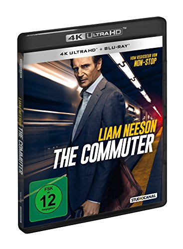 The Commuter – Ultra HD Blu-ray [4k + Blu-ray Disc] - 2