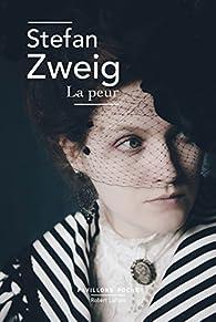 La Peur par Stefan Zweig