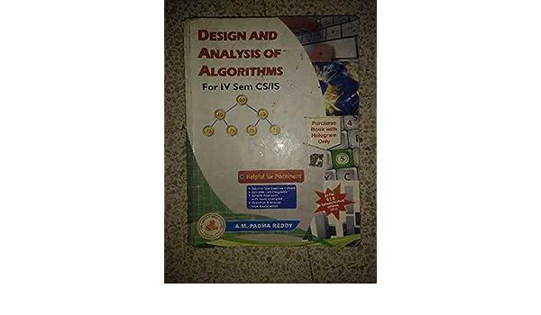 Ada Textbook Padma Reddy Pdf