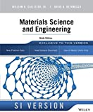 Materials Science and Engineering: SI Version