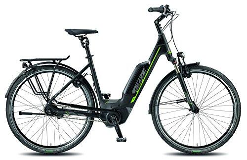 KTM E-Bike Cento 8 P5 13,4 Ah Damen schwarz 2018