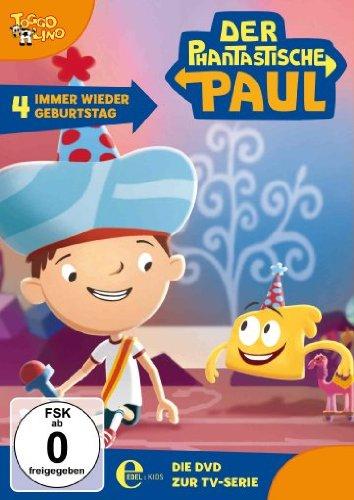 DVD 4: Immer wieder Geburtstag