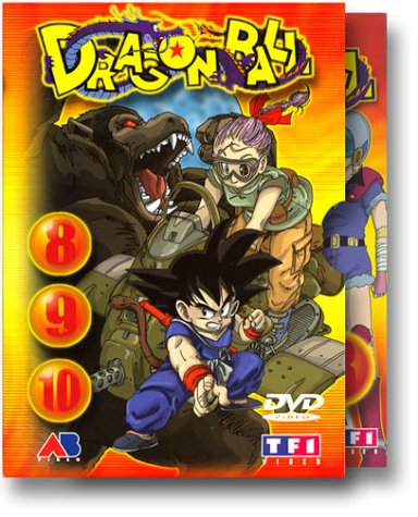 Dragon Ball - Vol.8,9,10 - Coffret 3 DVD