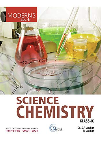 MODERN'S ABC PLUS OF SCIENCE CHEMISTRY CLASS-9 CBSE (E) (English Edition)