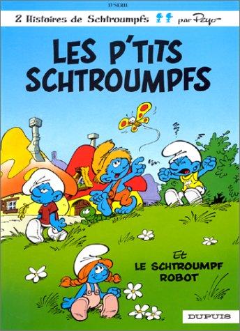 """<a href=""""/node/6671"""">Les P'tits Schtroumpfs, Le Schtroumpf robot</a>"""