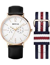 Bering Herren-Armbanduhr 14240-464
