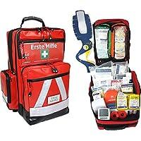 Erste Hilfe Notfallrucksack für Segelboot, Motorboot, Wassersport mit Waterstop Reißverschlüssen preisvergleich bei billige-tabletten.eu
