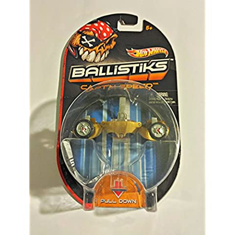 Hot Wheels Ballistiks - Capt'n Speed by Hot Wheels